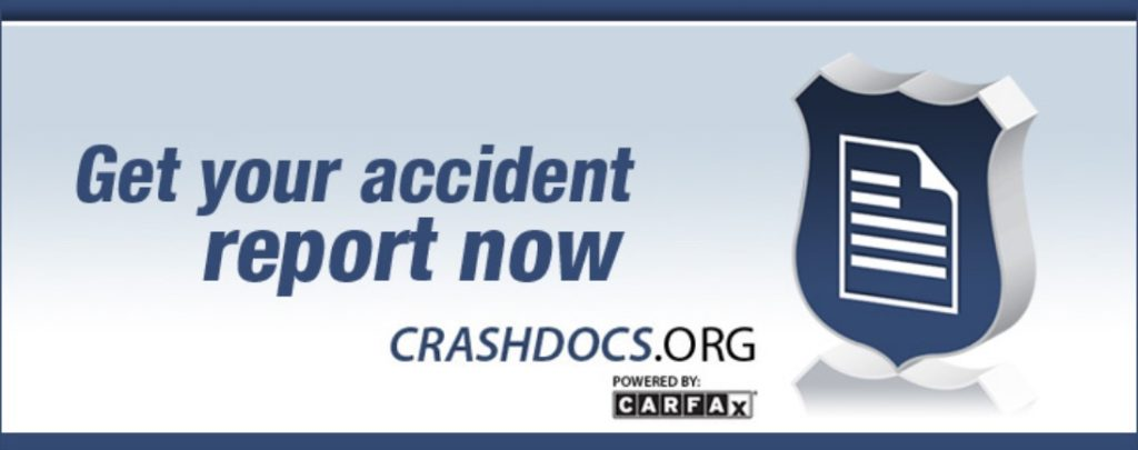 Get your accident report now at crashdoc.org