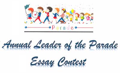 Leader of the Pack John Basilone Parade Essay Contest logo